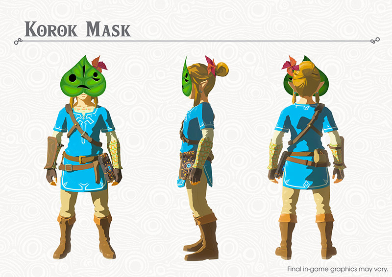 Expansion Pass DLC Pack 1 Detailed | News | The Legend of Zelda