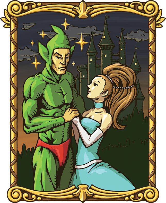 Portrait of Tingle