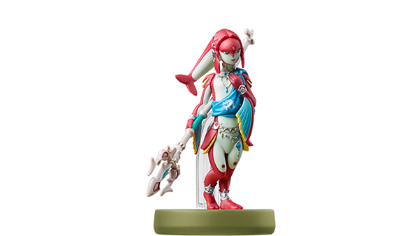 A closer look at the Champions amiibo | News | The Legend of Zelda