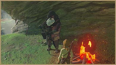 Hyrule: then and now | News | The Legend of Zelda™: Breath