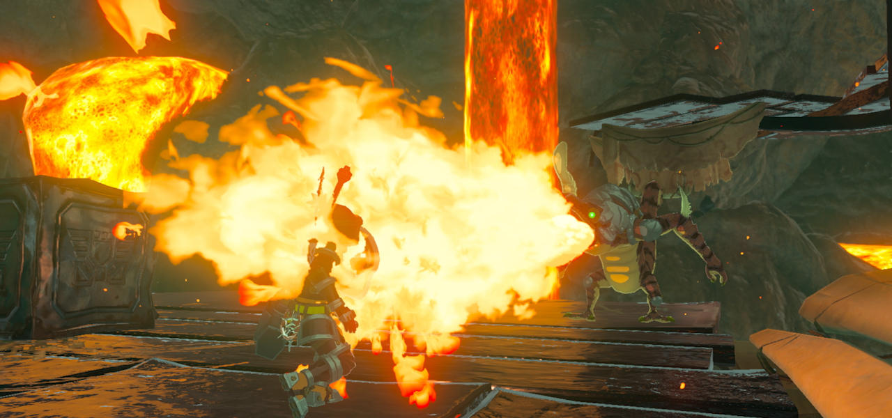The Legend of Zelda™: Breath of the Wild for the Nintendo