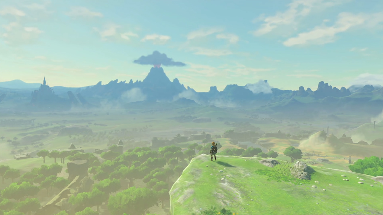 The Legend of Zelda™: Breath of the Wild for the Nintendo Switch™ home gaming system and Wii U™ console – Official Site