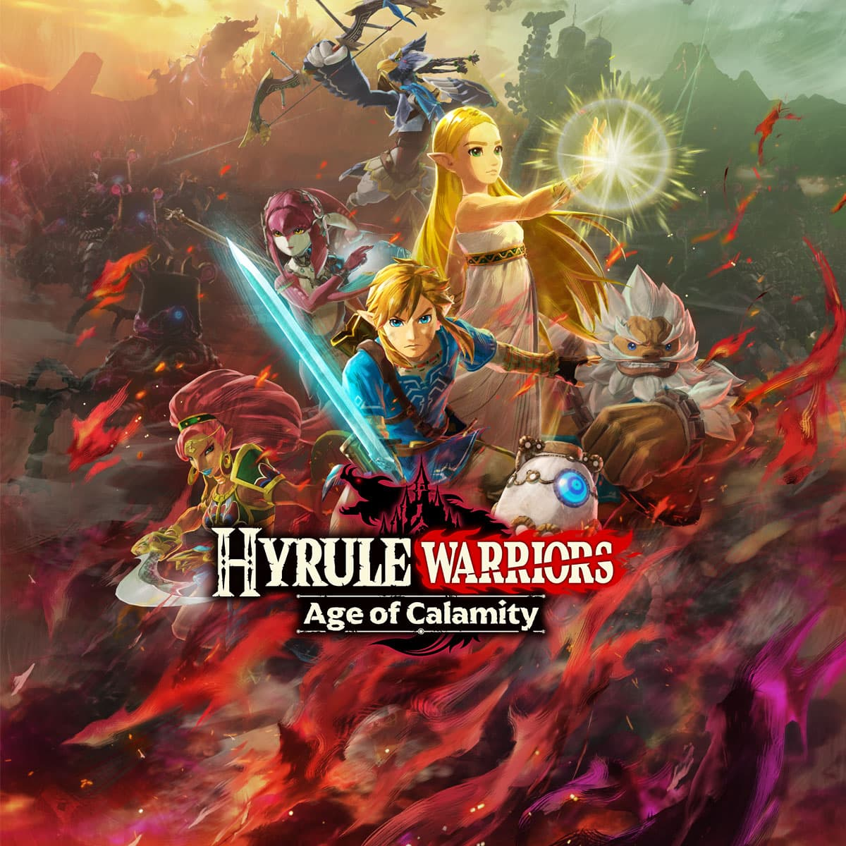 SPOILER FREE REVIEW: Hyrule Warriors: Age of Calamity