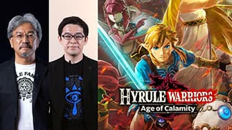 Hyrule Warriors Age Of Calamity For The Nintendo Switch System Official Site