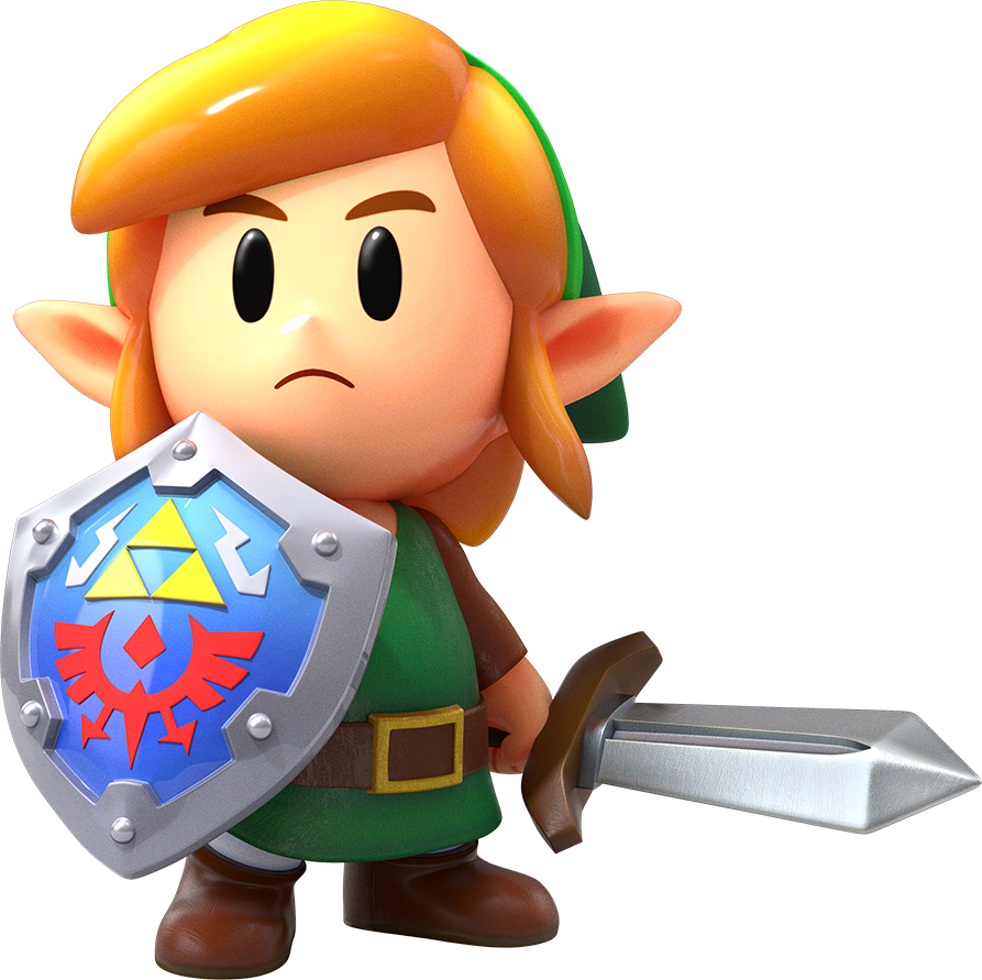 The Legend Of Zelda Link S Awakening Game For The